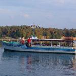 Statek TRAMP Polańczyk Solina