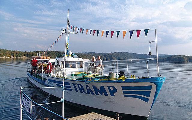 Statek Tramp